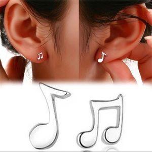 ❤️New Music Earrings Tone Note Do Re Mi